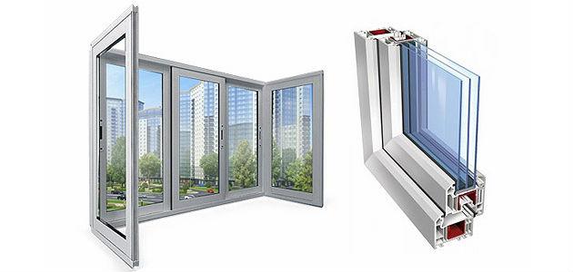Лучший профиль для остекления балконов и лоджий: виды профил.